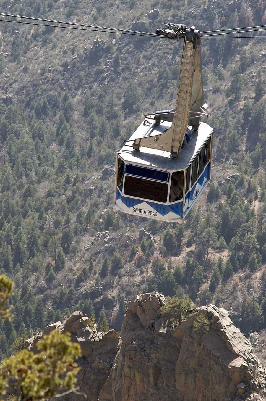 Sandia Peak Aerial Tram
