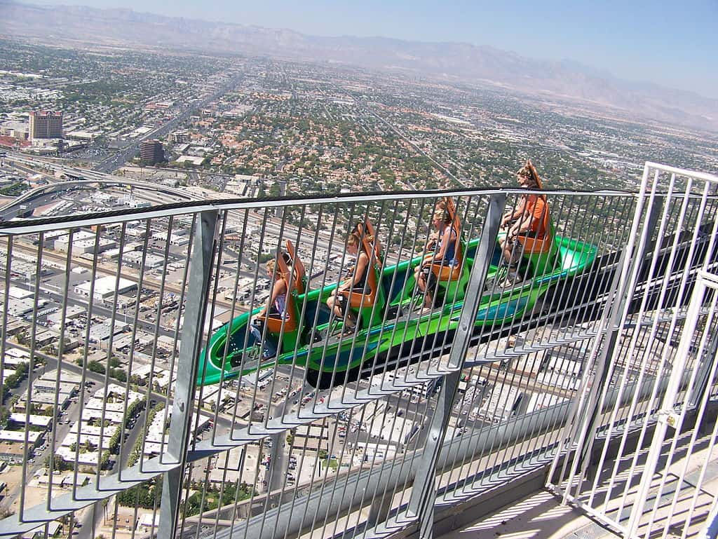 Stratosphere XScream