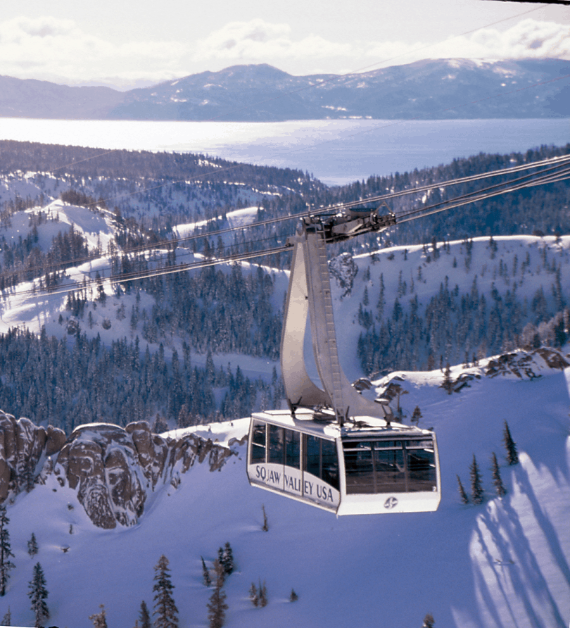 Squaw Valley Aerial Tram