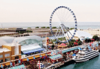 Chicago's Navy Pier Centennial Wheel