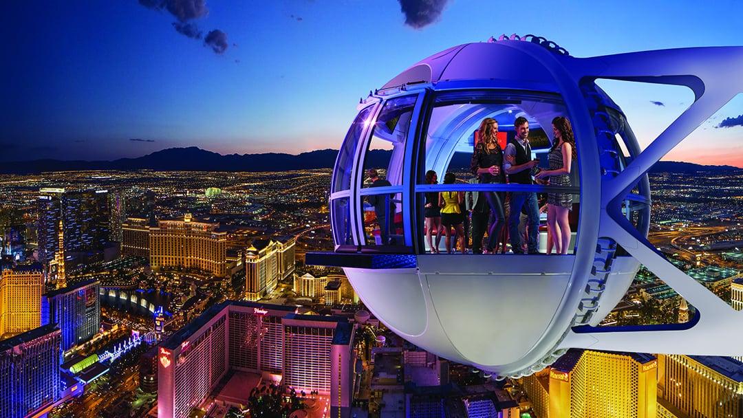 Las Vegas High Roller Ferris Wheel