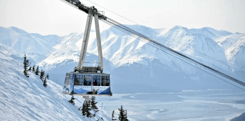 Alyeska Aerial Tramway