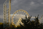 St. Louis Six Flags Colossus Wheel