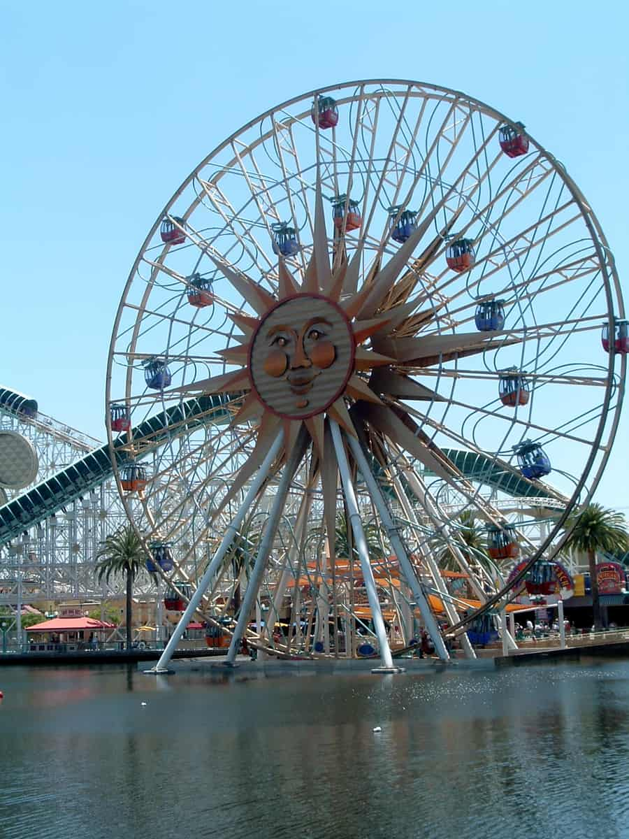 The Wheel Of Fortune Tarot Card Meaning In Readings The: 10 Tallest Observation Wheels In The USA