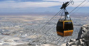 Wyler Aerial Tramway, TX