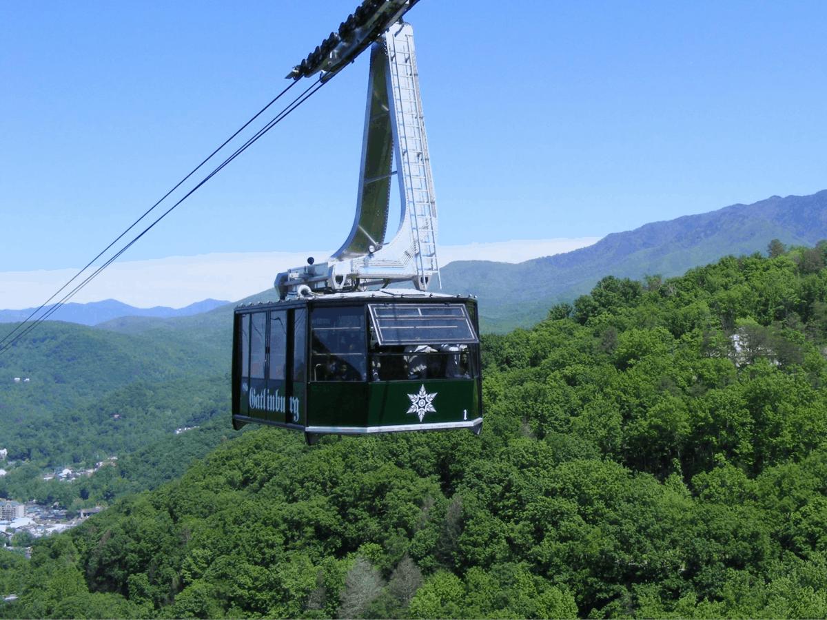Ober Gatlinburg Aerial Tram