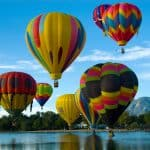 2018 Balloon Festivals in the USA (Calendar & List View)