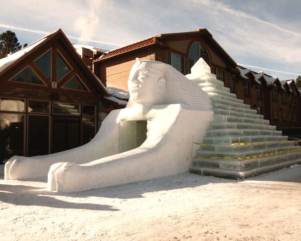 Idaho State Snow Sculpting Championships