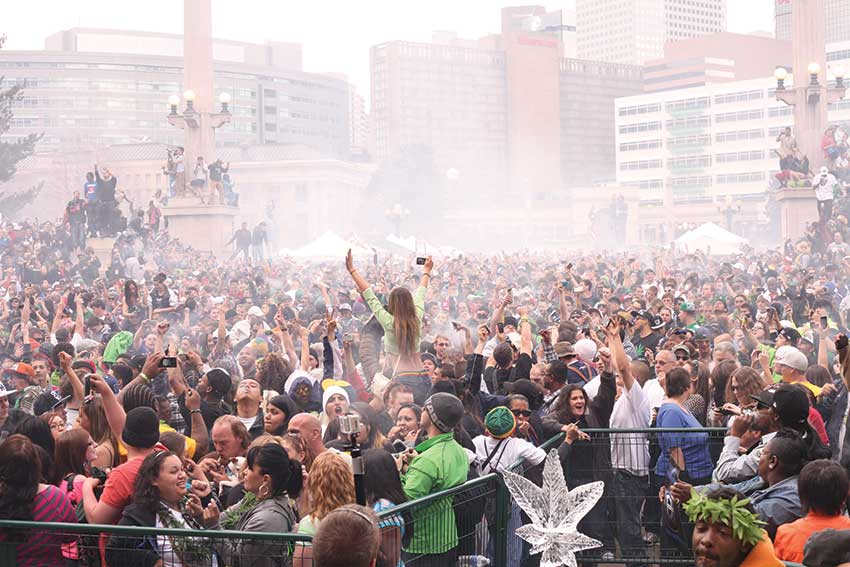 World Cannabis Week in Denver