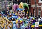 Mardi Gras Parade, New Orleans, Louisiana
