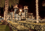 Nights of Lights, St. Augustine, Florida