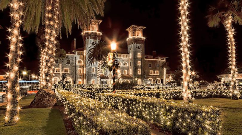 Nights of Lights, St. Augustine, Florida