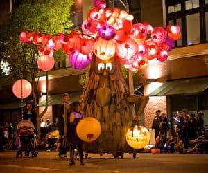 Anaheim Halloween Parade