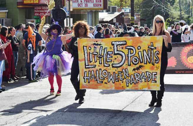 Little Five Points Halloween Festival