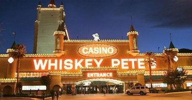 Whiskey Pete's Hotel and Casino (and Truckstop) in Las Vegas