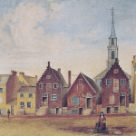 N. Pearl St. from Maiden Ln. North. (c. 1805)