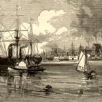 Jersey City at the end of the 19th century