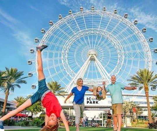 3 attractions orlando