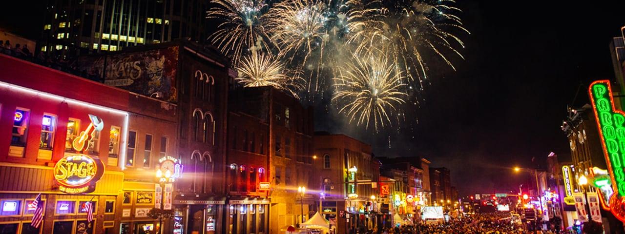 Best Fireworks Nashville, TN
