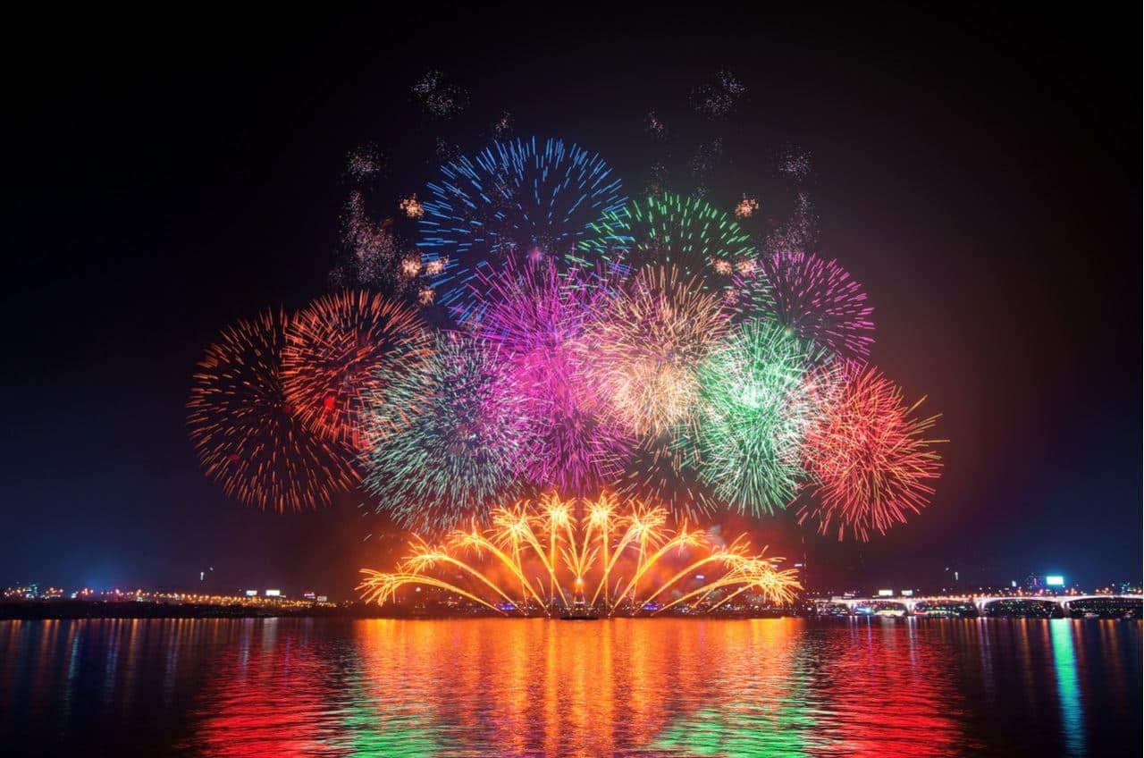 Best Fireworks Atlantic City, NJ