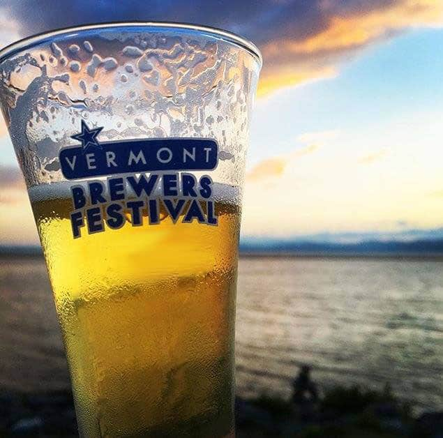 The Vermont Brewers Festival is a terrific July event!