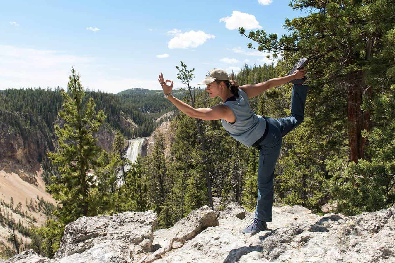 Yoga retreat in Bozeman, Montana