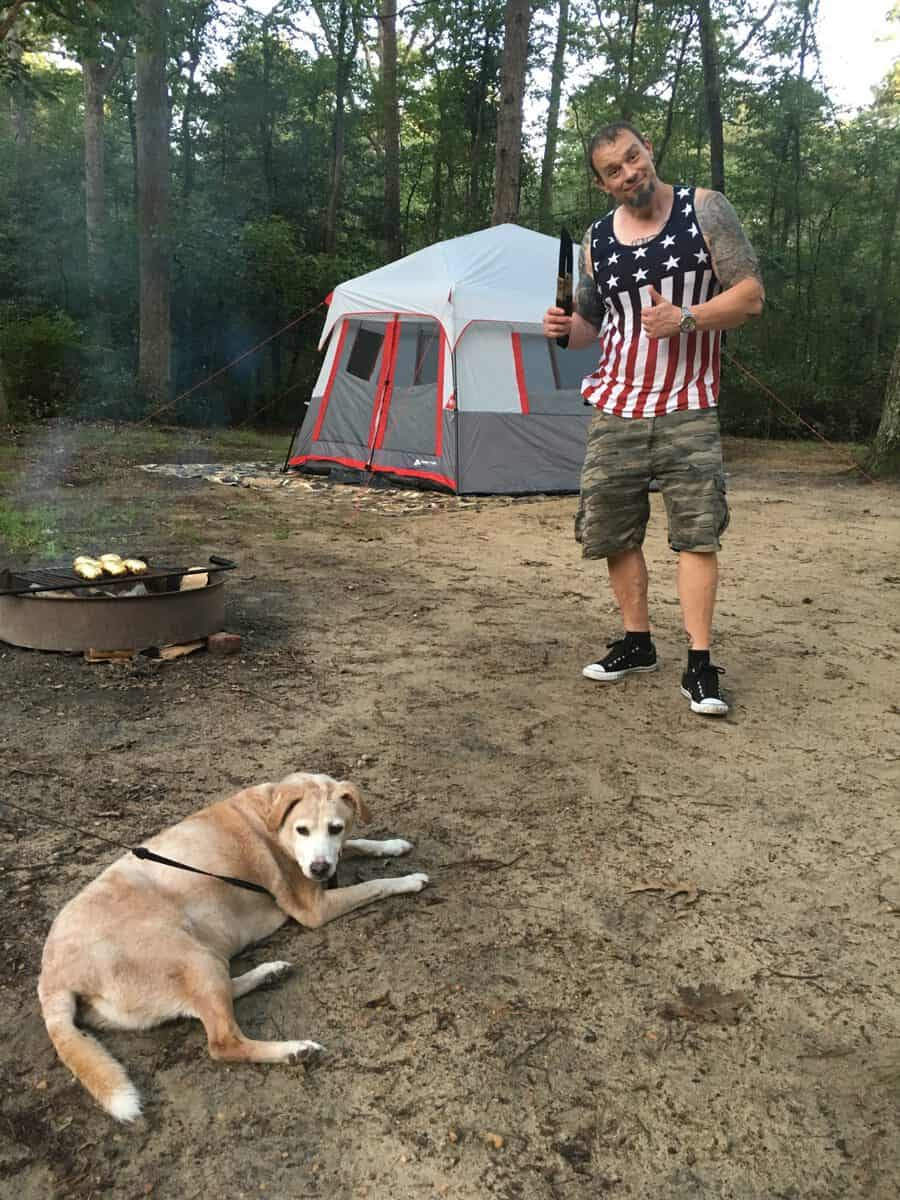 Camping in NJ