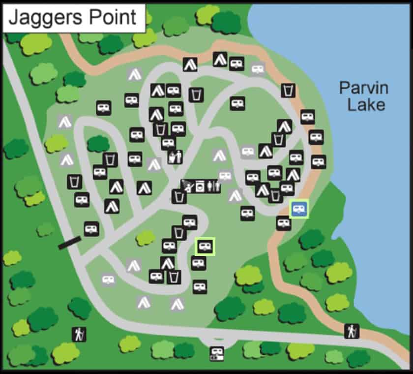 Camping in NJ: Parvin State Park