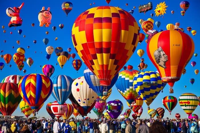 Albuquerque Balloon Festival 2020
