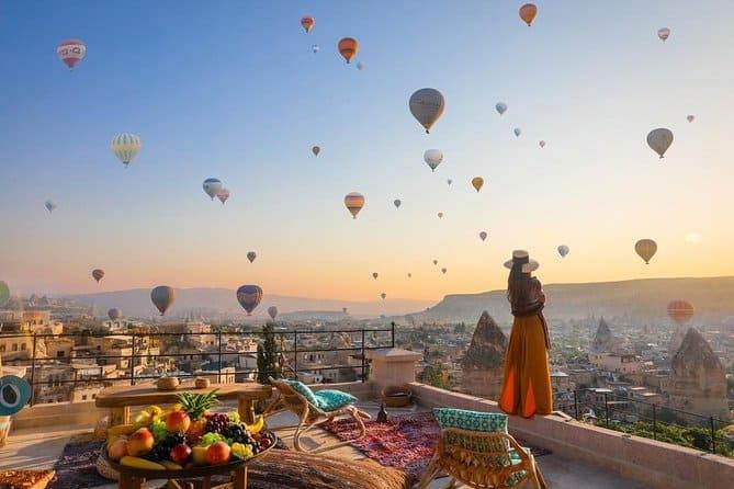 Cappadocia Hot Air Balloon Rides 2