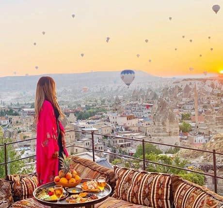 Cappadocia Hot Air Balloon Rides