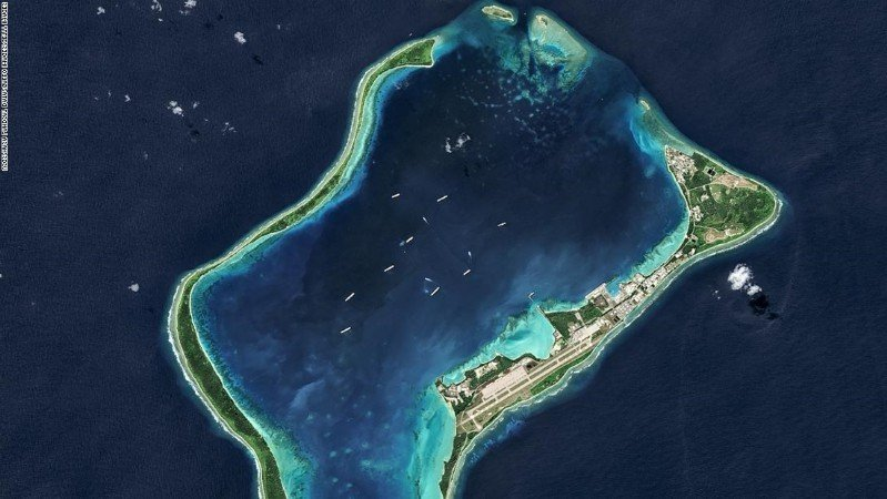 Diego Garcia (U.S.A Secret Places)