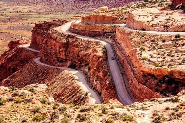 Las Vegas to Colorado Road trip