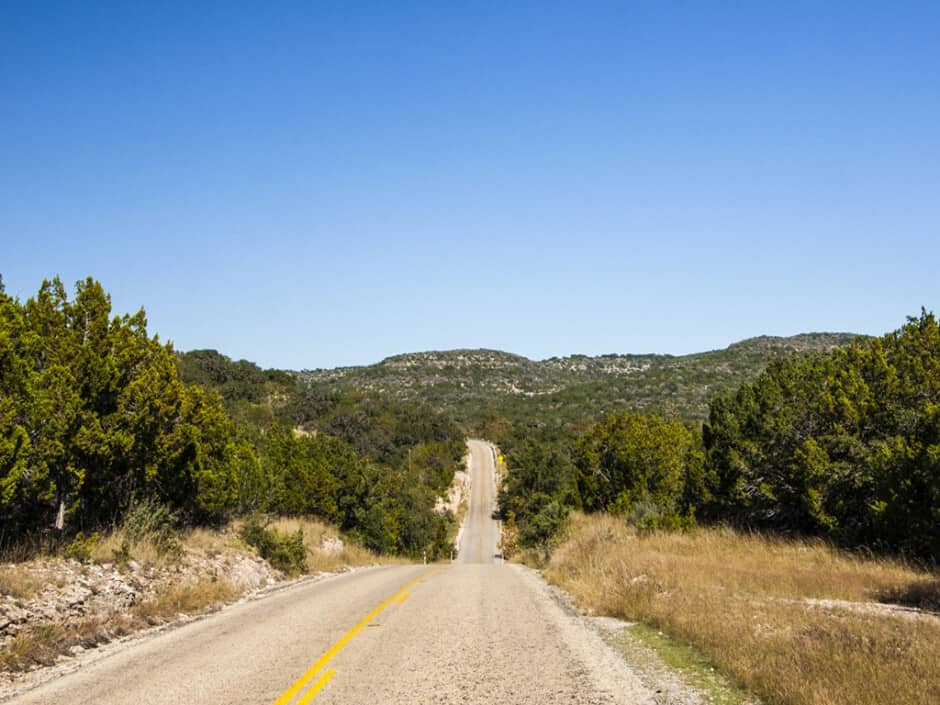 Ultimate Motorcycle Road Trip, Twisted Sisters, Three sisters Texas. Best U.S driving Roads