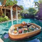 Floating Breakfast in Bali: 10 Resorts to try it!