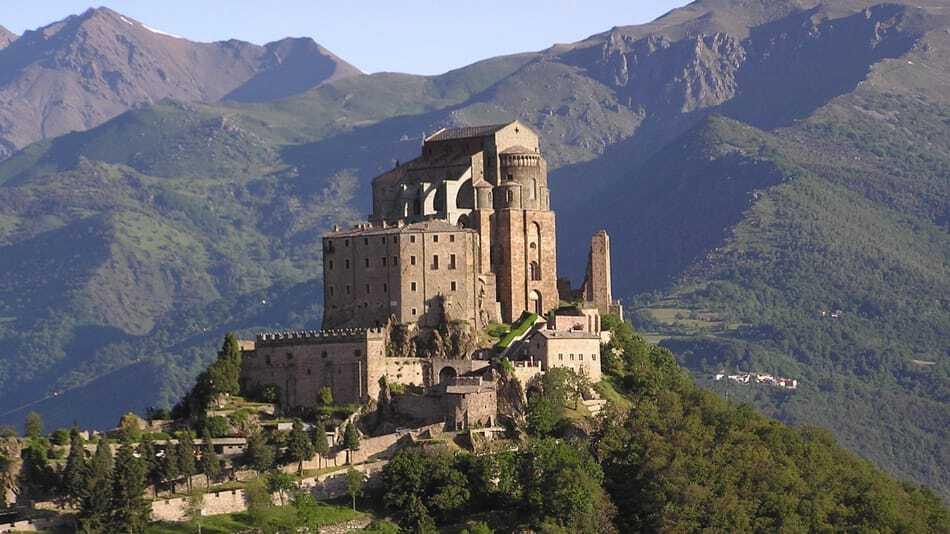 Italian Mountain Church: Best Mountain Churches in the World