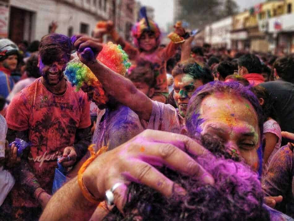Do's and Don'ts India Holi Festival (Festival of Colors)