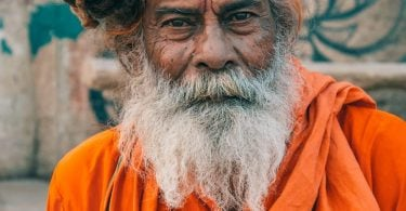 Indian Holy Man, Hindu.
