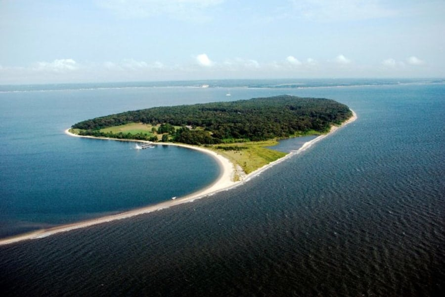 Robins Island, New York (Secret Places USA)