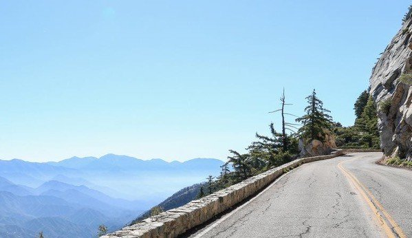 Angeles Crest California, Best U.S Driving roads, Road trip Ideas.