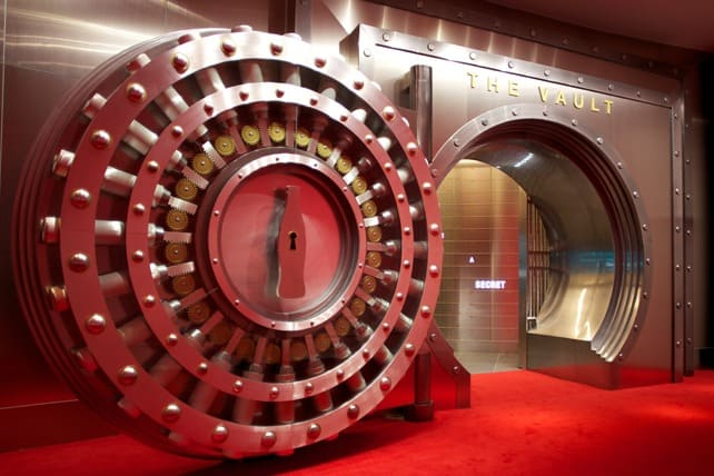 Coca Cola Vault Secret places Restricted Areas USA