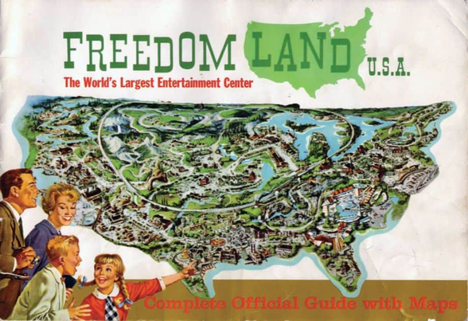 Freedomland - Vintage amusement parks