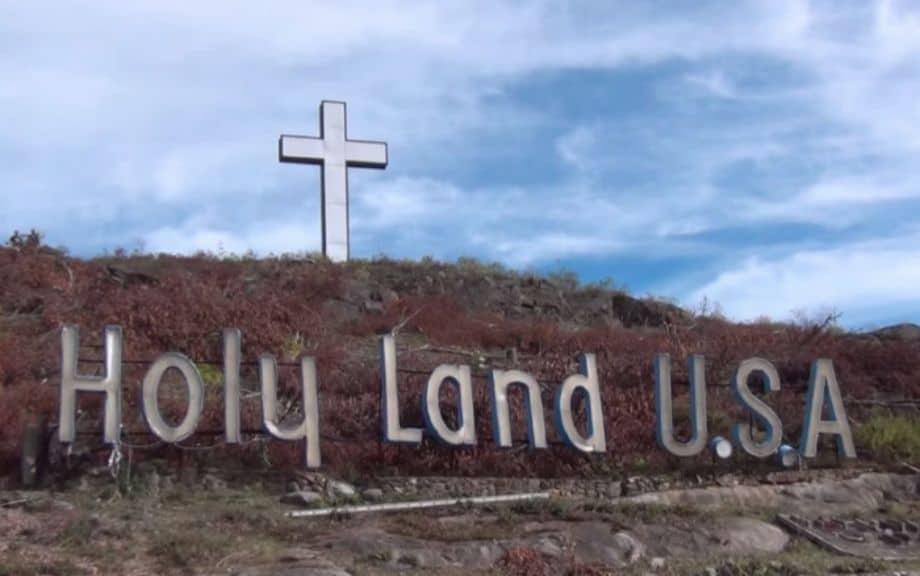 Holyland U.SA, deserted amusement parks