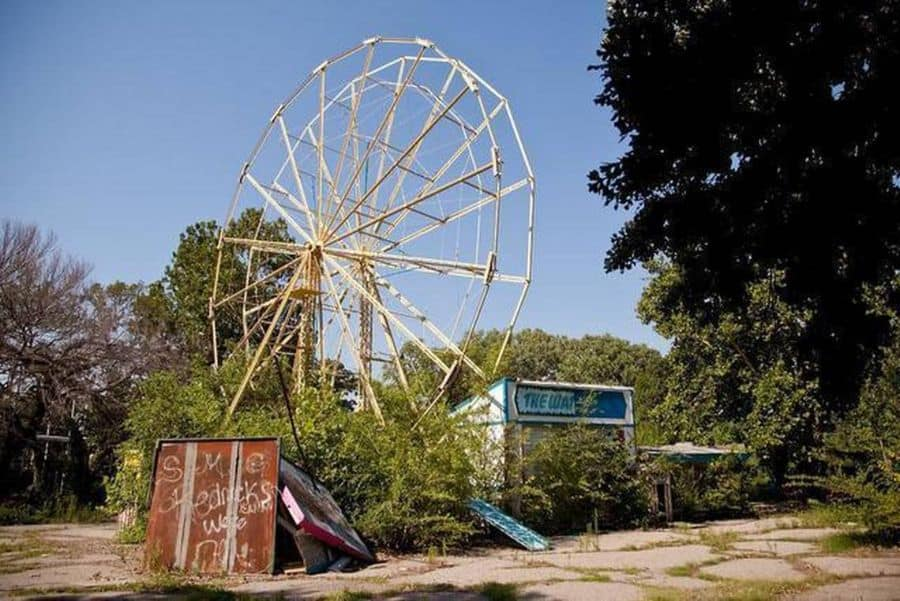 Joyland Amusement Park, Kansas, Haunted Places
