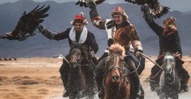 Mongolia Golden Eagle Festival