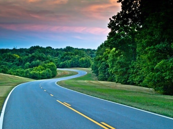 Natchez State Parkway Best U.S Driving roads, Road trip Ideas.