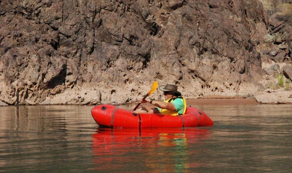 Packrafting Trips at Grand canyon National Park