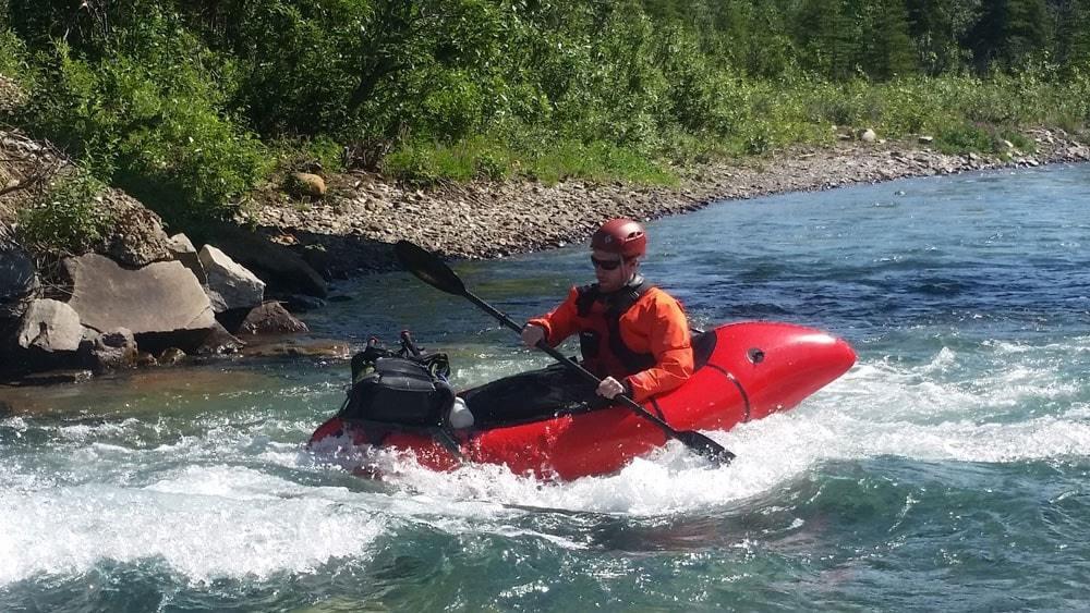 Pack Rafting Gear