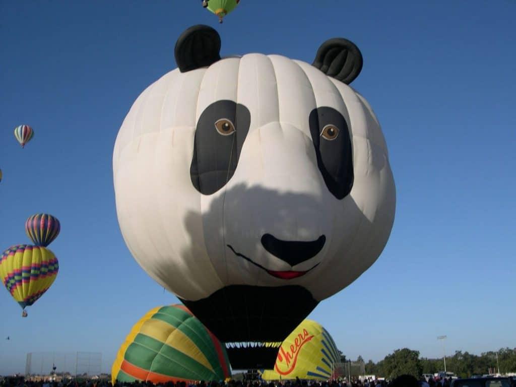 Sonoma County Hot Air Balloon Classic - [California, U.S.A]