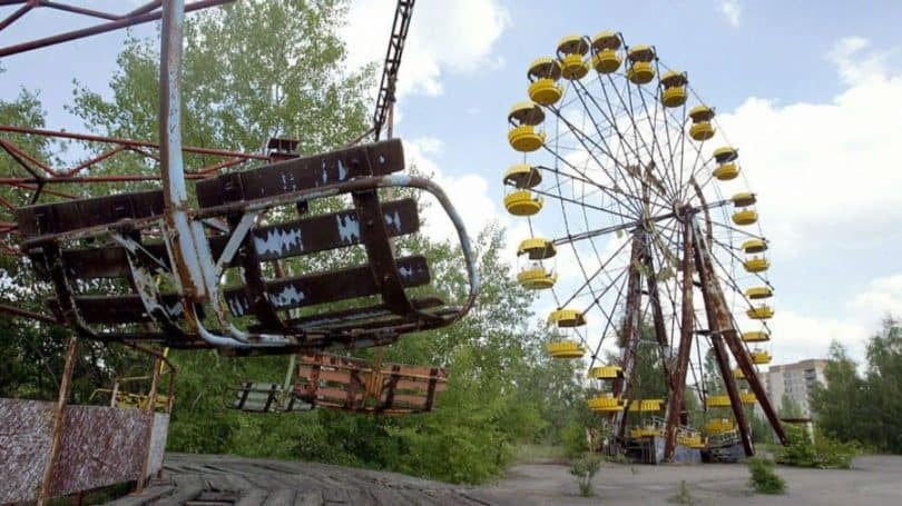 13 Most Creepy Abandoned Amusement Parks In America Town Tourist